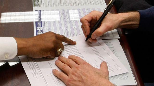 Tulsa loans signature